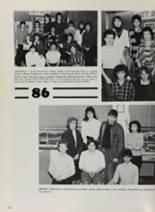 1986 Griffith Institute High School Yearbook Page 134 & 135