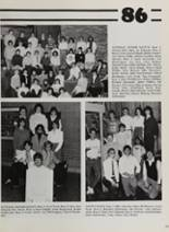 1986 Griffith Institute High School Yearbook Page 136 & 137