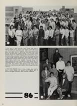 1986 Griffith Institute High School Yearbook Page 138 & 139