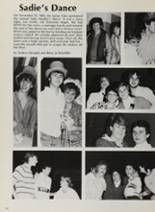 1986 Griffith Institute High School Yearbook Page 146 & 147