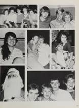 1986 Griffith Institute High School Yearbook Page 154 & 155