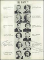 1949 Verona High School Yearbook Page 10 & 11
