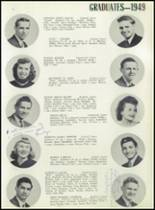 1949 Verona High School Yearbook Page 14 & 15