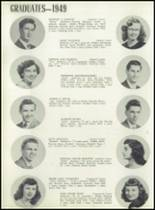 1949 Verona High School Yearbook Page 16 & 17