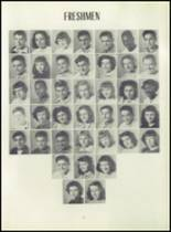 1949 Verona High School Yearbook Page 24 & 25