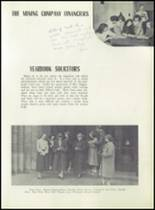 1949 Verona High School Yearbook Page 30 & 31