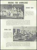 1949 Verona High School Yearbook Page 38 & 39