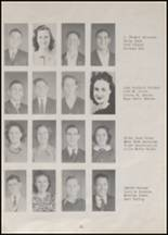1940 Murfreesboro High School Yearbook Page 22 & 23