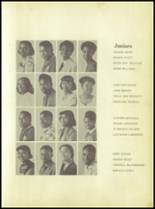 1949 Carver High School Yearbook Page 24 & 25