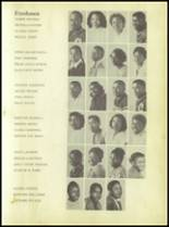 1949 Carver High School Yearbook Page 32 & 33