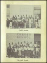 1949 Carver High School Yearbook Page 40 & 41