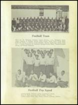 1949 Carver High School Yearbook Page 56 & 57