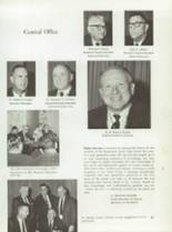 1970 Montebello High School Yearbook Page 16 & 17