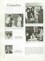 1970 Montebello High School Yearbook Page 20 & 21
