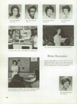 1970 Montebello High School Yearbook Page 28 & 29
