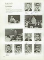 1970 Montebello High School Yearbook Page 30 & 31