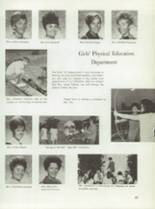 1970 Montebello High School Yearbook Page 32 & 33