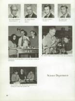 1970 Montebello High School Yearbook Page 36 & 37