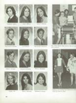 1970 Montebello High School Yearbook Page 52 & 53