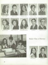 1970 Montebello High School Yearbook Page 54 & 55