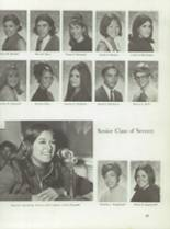 1970 Montebello High School Yearbook Page 56 & 57