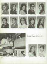 1970 Montebello High School Yearbook Page 62 & 63