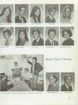 1970 Montebello High School Yearbook Page 64 & 65