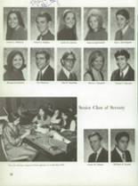1970 Montebello High School Yearbook Page 66 & 67