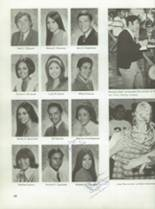 1970 Montebello High School Yearbook Page 68 & 69