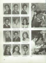 1970 Montebello High School Yearbook Page 72 & 73