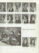 1970 Montebello High School Yearbook Page 76 & 77