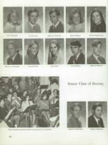 1970 Montebello High School Yearbook Page 78 & 79