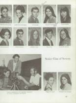 1970 Montebello High School Yearbook Page 80 & 81