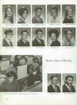 1970 Montebello High School Yearbook Page 82 & 83