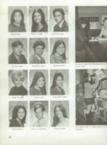 1970 Montebello High School Yearbook Page 88 & 89