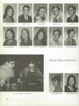 1970 Montebello High School Yearbook Page 90 & 91