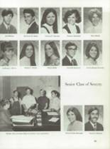1970 Montebello High School Yearbook Page 92 & 93
