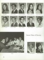 1970 Montebello High School Yearbook Page 94 & 95