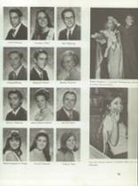 1970 Montebello High School Yearbook Page 102 & 103