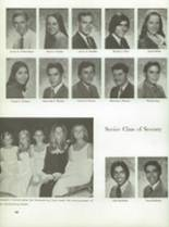 1970 Montebello High School Yearbook Page 106 & 107