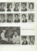 1970 Montebello High School Yearbook Page 108 & 109