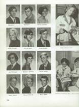 1970 Montebello High School Yearbook Page 112 & 113