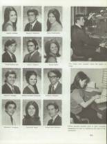 1970 Montebello High School Yearbook Page 118 & 119