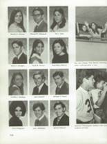 1970 Montebello High School Yearbook Page 120 & 121