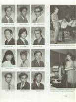 1970 Montebello High School Yearbook Page 122 & 123
