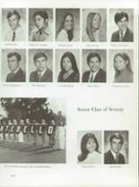 1970 Montebello High School Yearbook Page 124 & 125