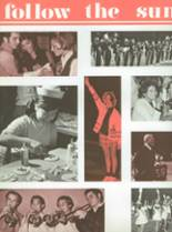 1970 Montebello High School Yearbook Page 136 & 137