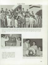1970 Montebello High School Yearbook Page 154 & 155