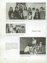 1970 Montebello High School Yearbook Page 172 & 173