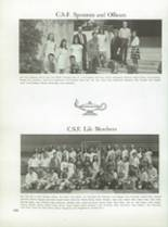 1970 Montebello High School Yearbook Page 180 & 181